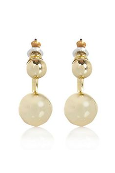 "<em><a href=""http://us.riverisland.com/women/jewellery/earrings/Gold-tone-front-and-back-earrings-657900?mid=38434"