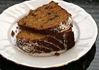 Oat Date Cake Made With a Cake Mix