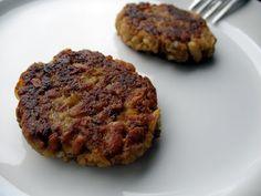 tempeh sausage patties