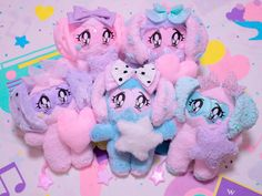 Too Kawaii! www.CuteVintageToys.com  Hundreds Of  Precious Vintage Toys From The 80s & 90s! Follow Me & Use The Coupon Code PINTEREST For 10% Off Your ENTIRE Order!  Dozens of G1 My Little Ponies, Polly Pockets, Popples, Strawberry Shortcake, Care Bears, Rainbow Brite, Moondreamers, Keypers, Disney, Fisher Price, MOTU, She-Ra Cabbage Patch Kids, Dolls, Blues Clus, Barney, Teletubbies, ET, Barbie, Sanrio, Muppets, Sesame Street, & Fairy Kei Cuteness!