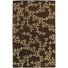 Artistic Weavers Creighton Brown 5 ft. x 8 ft. Area Rug-Creighton-58 - The Home Depot