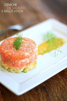 Cod Fish, Salmon Recipes, Salmon Burgers, Bon Appetit, Tuna, Food Inspiration, Carne, Sushi, Seafood