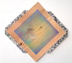 PARSLEY STEINWEISS Untitled Digital C-Print and Spraypaint, 23 x 26 in, 2013