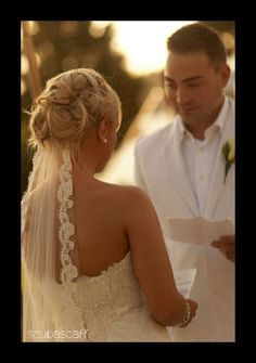 Wedding, Veil - Photo by cregg annarino
