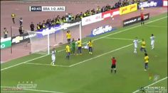 Lionel Messi Penalty Missed || Brazil vs Argentina 11/10/2014