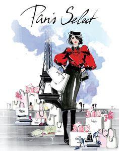Wallpaper Backgrounds, Iphone Wallpaper, Paris Romance, Little Paris, Paris Art, Tour Eiffel, Photoshoot Inspiration, Fashion Sketches, Printable Art