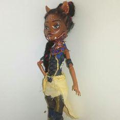 My Shuri doll custom