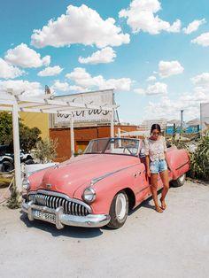 Travel Diary: Summer in Santorini | Sunday Chapter