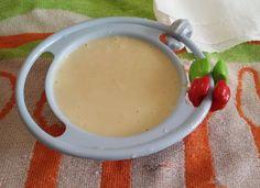 Papilla de Fruta y yogur para #Mycook http://www.mycook.es/cocina/receta/papilla-de-fruta-y-yogur