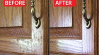Easy Way to Remove Grease From Kitchen Cabinets | eHow