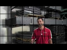 """#MaterialHandling Cantilever and Its Many Uses  via our video mini-series """"Would You Like Fries with That"""" featuring Joshua Smith and Linda Anlauf.  At WPRP Our Goal is to Help You, and in this video Josh will discuss the many conveniences of #CantileverRack. http://www.wprpwholesalepalletrack.com"""