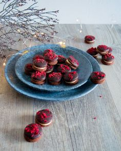 Christmas Sweets, Christmas Cookies, My Recipes, Cookie Recipes, Black Forest, Biscotti, Macarons, Food And Drink, Low Carb