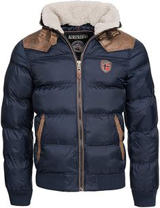 Geographical Norway - Giacca - Parka - Uomo nero X-Large  Amazon.it 1f13bd507971