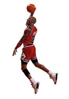 Michael Jordan 'Remastered Moment' Art