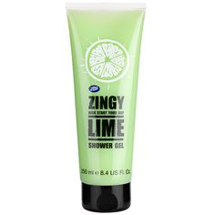 I Love Boots and now I do not need to go to the UK to get the best smelling shower gel ever! | Zingy Shower Gel - Lime, Feel sublime with lime! Get ready for a blast of lime! Zingy Lime shower gel packs an energizing tang that jumps out of the bottle to drive your senses wild. | @shopbootsusa.com