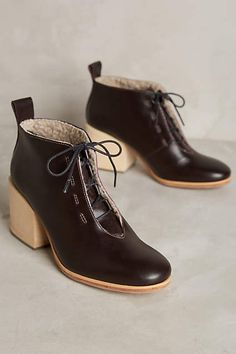 Rachel Comey Dawson Booties - anthropologie.com