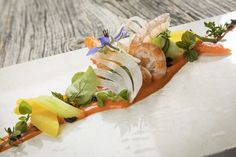 Gourmet Fresh Rolls, Ethnic Recipes, Food, Gourmet, Essen, Meals, Yemek, Eten