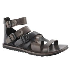Cumpton - men's sandals from ALDO. just bought these bitches! Aldo Sandals, Aldo Shoes, Gladiator Sandals, Leather Sandals, Fashionable Snow Boots, Justin Boots, Shoe Collection, Handbag Accessories, Fashion Boots