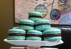 Easy French Macaron Recipe (Macaroons) - if these are just half as good as the ones we ate at Versailles ....