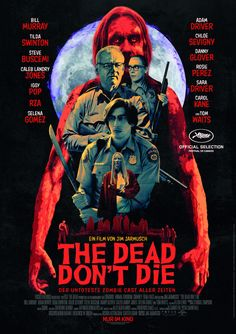 «The Dead Don't Die» Movie Poster