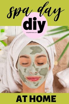 You don't have to spend a fortune to enjoy luxury skin care. Instead make your own easy, holistic beauty & skin care recipes for a spa day at home. Beauty Balm, Beauty Skin, Beauty Regimen, Beauty Products, Diy Products, Diy Spa Tag, Natural Skin Care, Natural Beauty, Natural Face