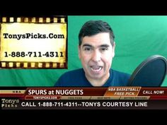 San Antonio Spurs vs. Denver Nuggets Pick Prediction NBA Pro Basketball ...