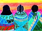 Artsonia Art Exhibit :: 5th Grade: Native American Blankets