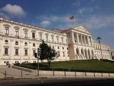 Assembleia da República in Lisboa