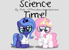 science time!