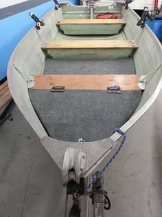 Master Boat Builder with 31 Years of Experience Finally Releases Archive Of 518 Illustrated, Step-By-Step Boat Plans Aluminum Fishing Boats, Aluminum Boat, Wooden Boat Plans, Wooden Boats, Lowe Boats, Camper Boat, Free Boat Plans, Boat Restoration, Boat Projects