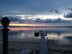 Black Lake in Michigan