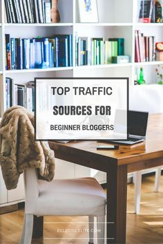 These Top Traffic Sources For Bloggers will ensure your new content get's in front of your ideal audience every time!