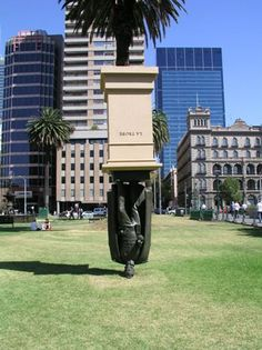The most creative sculptures and statues from around the world; Melbourne, Australia