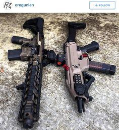 Some sweet rifles!