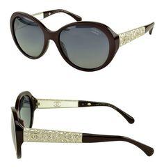 6ea9790dfb1 Chanel Bijou CH5290B c1461 S8 polarized sunglasses  apparel  eyewear  chanel   sunglasses  shops  women  departments