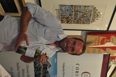 Alex Sherrah, winemaker Coriole Vineyards, McLaren Vale SA at our Sip Your Modo event, Sydney April 2012