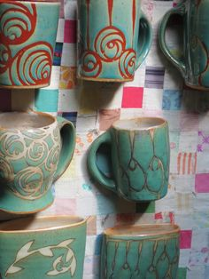 gallery — covington pottery