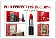 New post on Makeup For Lunch blog .. Get your lips ready for the holidays with these amazing limited edition holidays lip care sets that have just released ...  Free shipping to USA Xx  >> http://makeupforlunch.blogspot.com/2014/11/beauty-news-perfect-holiday-lips-lip.html - Reem Noobo
