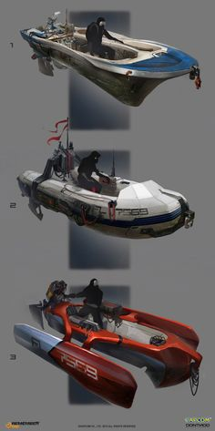 ArtStation - REMEMBER - Vehicles, Fred Augis