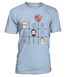 T-shirt 10 anni-DanishTrio-01