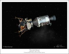 """Space Shuttle APOLLO XIII 11 x 14 or 16 x 24 - """"Three Souls Onboard"""" x or x On April more than miles from Earth, Apollo 13 experienced a catastrophic explosion of their List Of Planets, Apollo 9, Space Shuttle Missions, Apollo Space Program, Nasa Photos, Apollo Missions, Our Solar System, Star Citizen, Space Travel"""