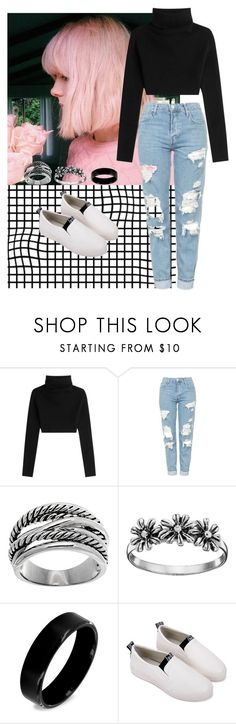 """""""Trippy"""" by teenageloner ❤ liked on Polyvore featuring Valentino, Topshop, Lord & Taylor, Primrose and West Coast Jewelry"""