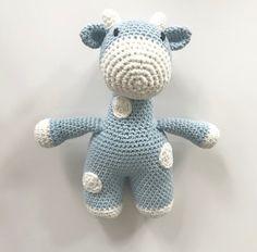 giraf-opskrift-2 Louise Lykke Crochet Animals, Crochet Toys, Crochet Baby, Handmade Stuffed Animals, Easy Crochet Patterns, Crochet Projects, Hello Kitty, Dinosaur Stuffed Animal, Projects To Try