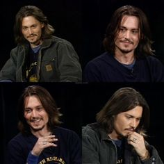 Johnny Depp Beauty in the eyes of the beholder!!