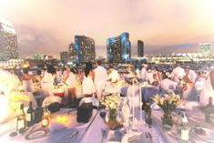 An Exclusive Look into Diner en Blanc - All You Need to Know Before You Go — Type A Trips