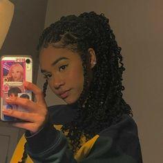 Tranças Box Braids Hairstyles, Black Girl Braided Hairstyles, Baddie Hairstyles, Twist Hairstyles, Wedding Hairstyles, Formal Hairstyles, Protective Hairstyles, Protective Styles, Drawing Hairstyles