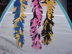Hand Made Fleece Scarves, available is any color combo, School/Sports or just favorite Color Combo.. $8 & up