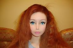 Lolita Richie – new living doll from Russia  