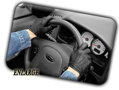 Men's Ultra Thin Leather Gloves | Driving, Dress, Duty Gloves (Law Enforcement, Security, Military) | LoveTheGloves.com | Halifax, Nova Scotia