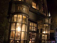 Borgin & Burkes « Harry Potter Theme Park – Wizarding World Harry Potter – Orlando – Florida